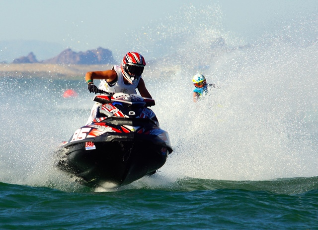 Sea-Doo RXP-X domina a IJSBA World Finals